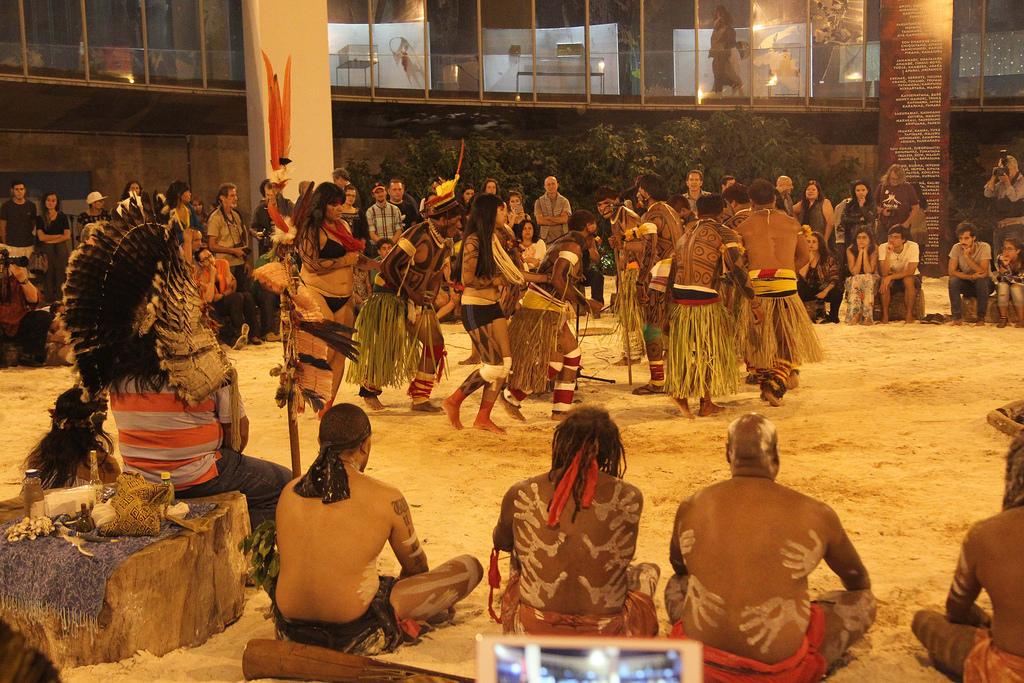 Realizado, em 2016, o Projeto Abril Indígena, em homenagem ao Índio Pataxó, na Praça do Compromisso, evento em alusão ao 19 de Abril, Dia do Índio, e visitação dos estudantes de ensino fundamental e médio ao Memorial dos Povos Indígenas, Santuário dos Pajés e à reserva Tekohaw Guajajara. Cerca de 400 pessoas participaram do evento.