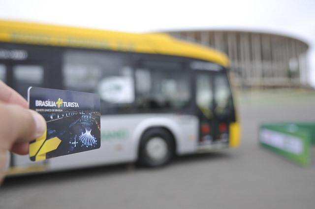 Lançado, em março/2018, o Cartão + Turista do Bilhete Único para atender os participantes do Fórum Mundial da Água. Essa iniciativa permitiu que os turistas utilizassem o transporte coletivo de Brasília com a integração entre as linhas durante o período de 3 horas.