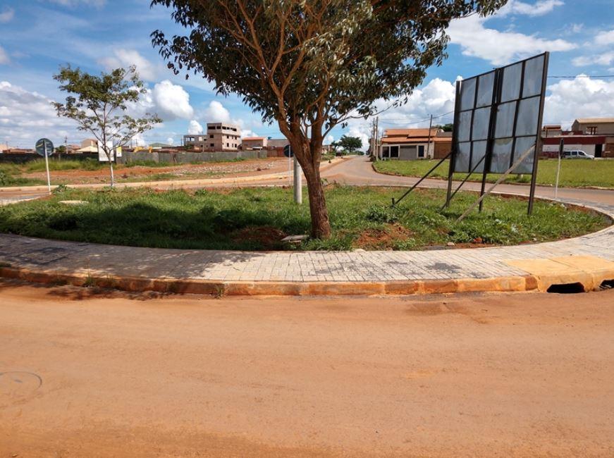Implantada, em maio/2018, a infraestrutura urbana básica (drenagem e pavimentação) no Setor Habitacional Buritizinho, em Sobradinho II.