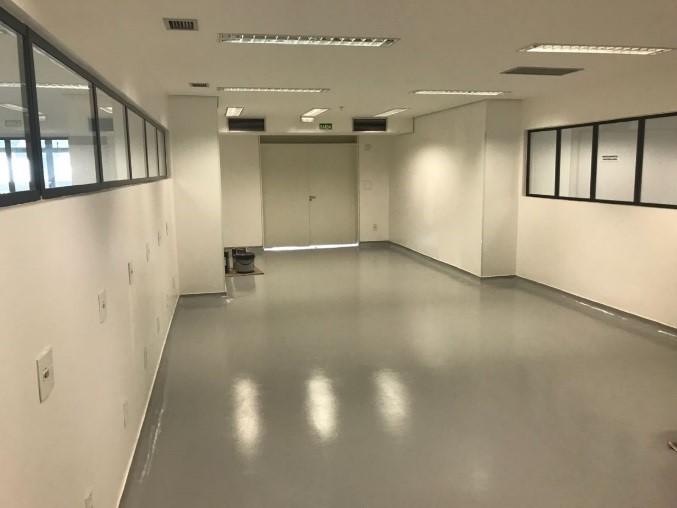 Reformada a farmácia do Instituto Hospital de Base - IHBDF, obra concluída em novembro/2017.