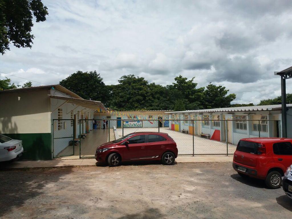 Implantado, em agosto/2016, o Jardim de Infância 06, localizado na EQ 27/17 AE, Setor Oeste - Gama, com capacidade de atendimento a 360 crianças de 3 a 5 anos.