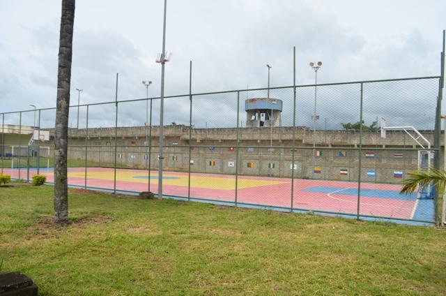 Reformada a Unidade de Internação do Sistema Socioeducativo de Planaltina, localizada na Quadra 44/45 Área Especial S/Nº Vila Nossa Senhora de Fátima.