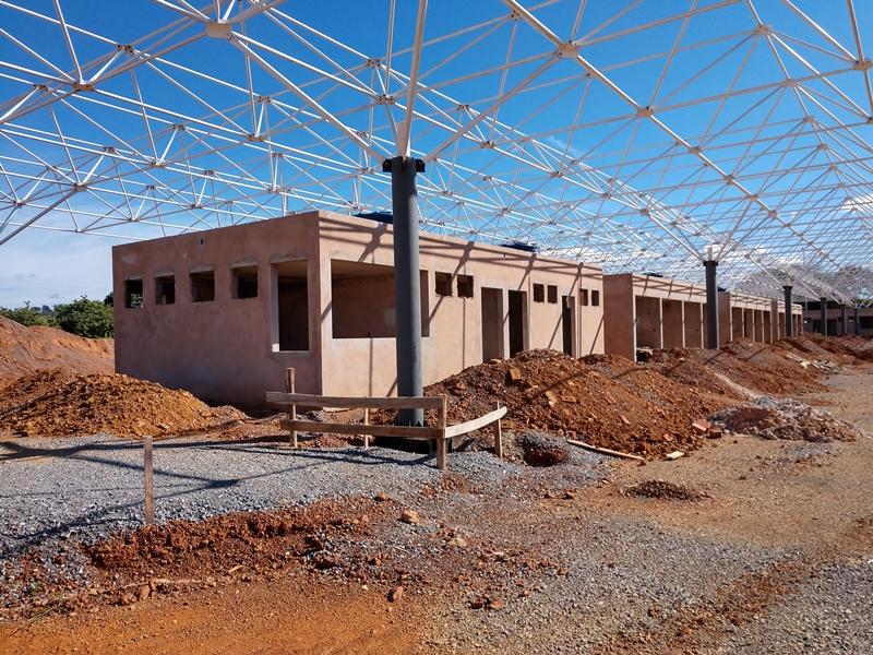 Em andamento a reforma do Terminal de Sobradinho Centro, com previsão de conclusão no 1º semestre/2019.