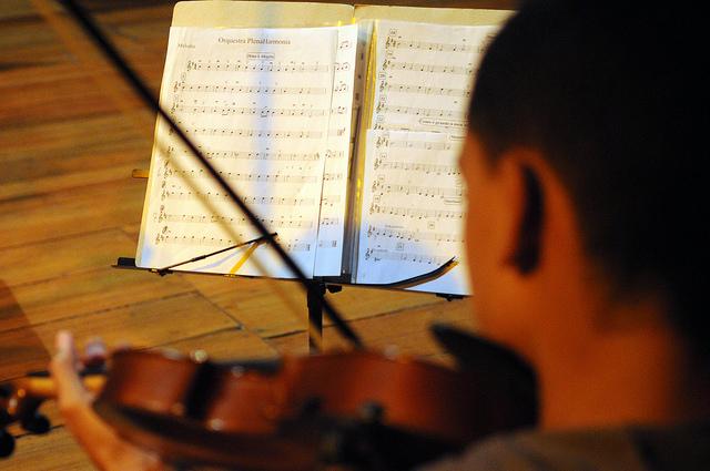 Ampliada a orquestra Plena Harmonia, com a aquisição de novos instrumentos e expansão do atendimento para adolescentes em cumprimento de medida socioeducativa de semiliberdade.
