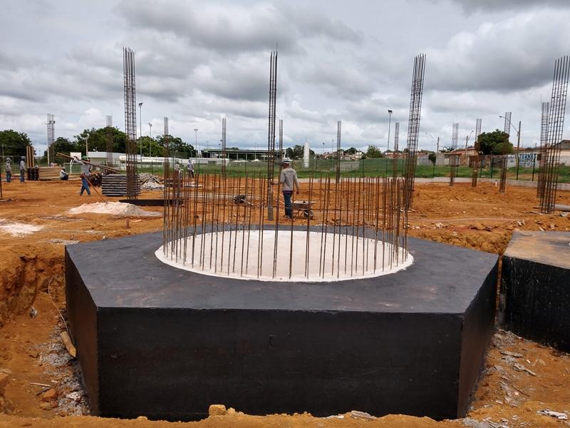 Centro de Educação Profissional de Brazlândia, localizado na Quadra 34, Área Especial, Vila São José - Brazlândia, em obras, com previsão de término no 2º semestre/2019. O prédio, de construção tradicional, é composto de 12 salas de aula, 6 laboratórios e um auditório, com capacidade de atendimento de 2 mil alunos.