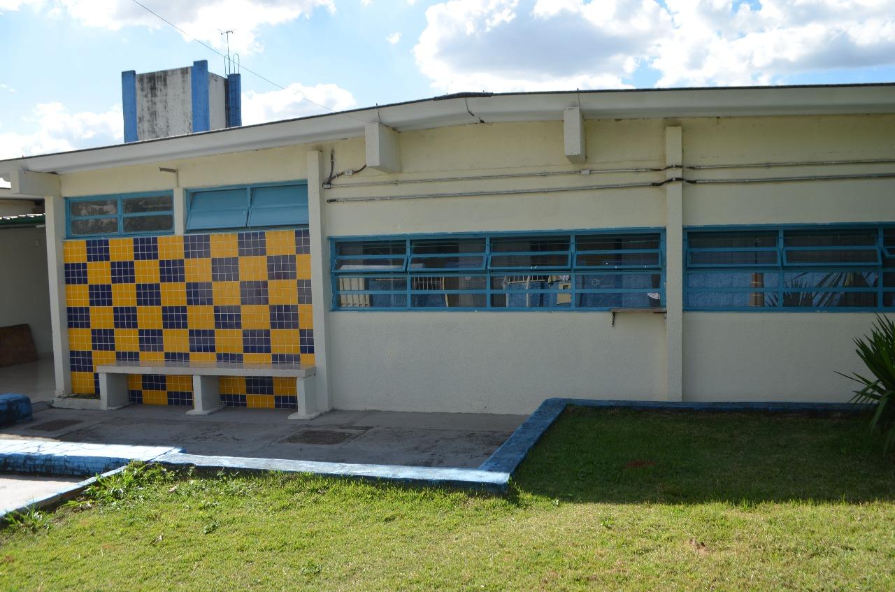 Reformada a Unidade de Semiliberdade de Taguatinga Sul, localizada na Área Especial 24 Setor D Sul -Sandu.