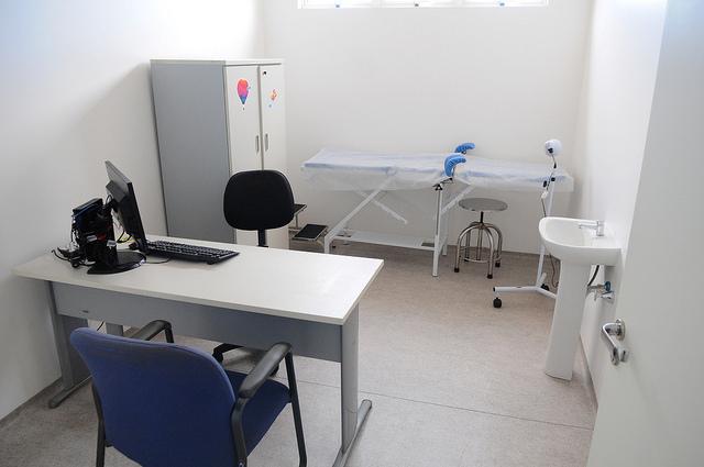 Concluída, em janeiro/2018, a Unidade Básica de Saúde - UBS na QR 210, conjunto 22, lote 01, de Samambaia.