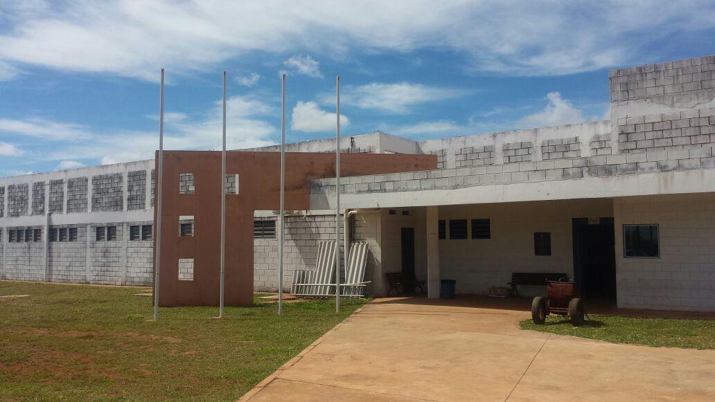 Reformada a Unidade de Internação do Sistema Socioeducativo de São Sebastião, localizada no Núcleo Rural Aguilhada, BR-251.