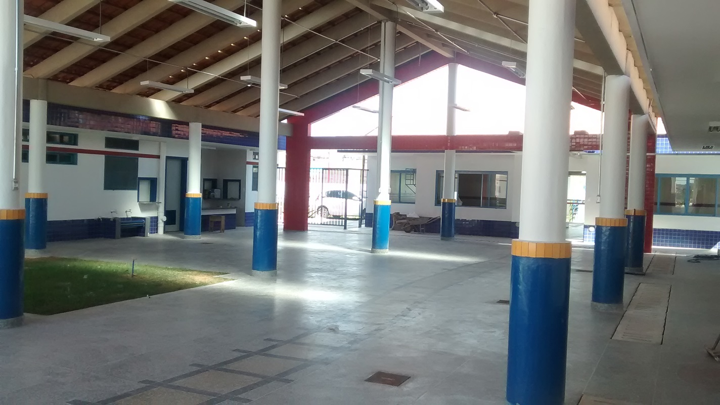Implantado, em fevereiro/2017, o Centro de Educação da Primeira Infância - Cepi Mangabeira, localizado na QS 413, Área Especial 02 - Samambaia. O centro é composto por 8 salas de aula, bloco de administração, bloco de serviços, 3 blocos pedagógicos, pátio coberto, anfiteatro e parquinho, com capacidade de atendimento a 150 crianças de 0 a 5 anos em período integral.