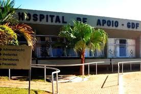 Efetuadas obras de manutenção predial no Hospital de Apoio de Brasília, em 2017 e 2018, a saber: <ul>     <li>Pintura das enfermarias na Ala de internação B</li>      <li>Reforma da enfermaria 10</li>     <li>Abertura de consultório de Psicologia</li>     <li>Reparos no corredor</li> </ul> Na Odontologia, foi realizada instalação de TV.  <p></p>O Núcleo de Hotelaria em Saúde, o Núcleo de Material e Patrimônio, o Arquivo Morto e o Arquivo Permanente passaram por um mutirão de limpeza e descarte de inservíveis, transformando o ambiente anterior em prol do acolhimento dos servidores e usuários. <p></p>Nos consultórios, foram instalados ar-condicionados.