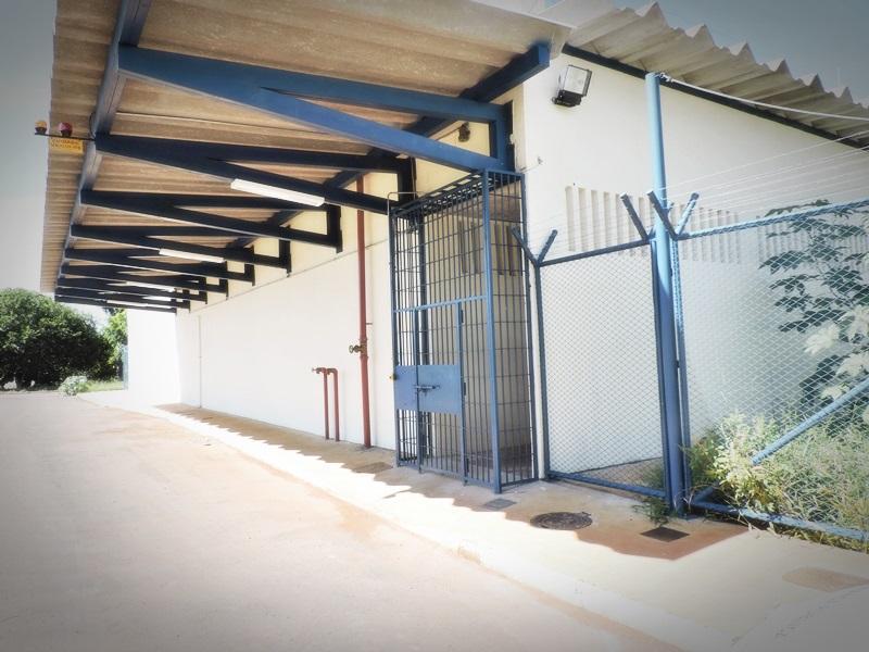 Ofertadas 400 novas vagas no Centro de Detenção Provisória - CDP, localizado no Complexo Penitenciário da Papuda, Rodovia DF - 465, KM 04 (Fazenda Papuda), por meio da implantação de dois novos blocos, em 25/05/2016.