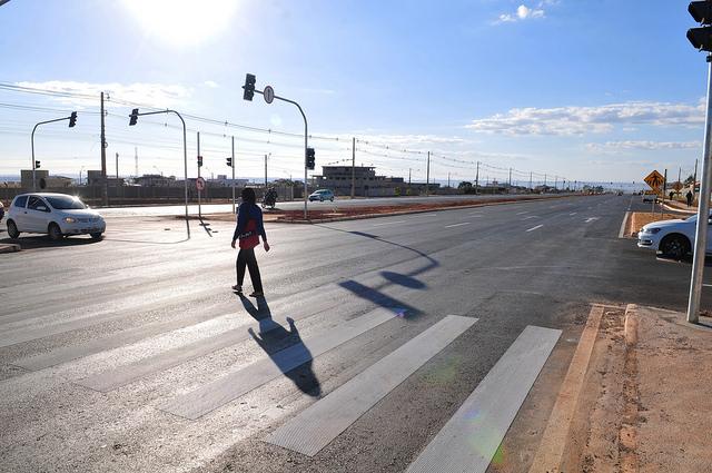 Inaugurada, em julho/2017, a duplicação da rodovia DF-463, trecho entroncamento DF-001 (EPCT) - São Sebastião.