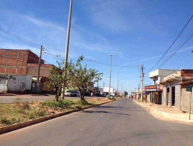Implantada, em junho/2018, a infraestrutura urbana básica (drenagem e pavimentação) no Setor Habitacional Ribeirão, conhecido como Condomínio Porto Rico, em Santa Maria.